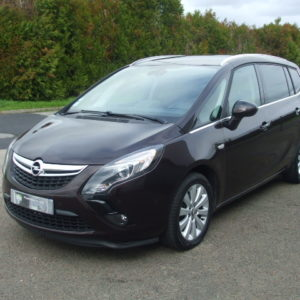 Zafira Tourer 2.0 Cdti 130 Ch Cosmo Pack 7 Places