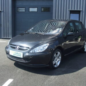 Peugeot 307 2.0 Hdi 136 Ch Griffe 5P