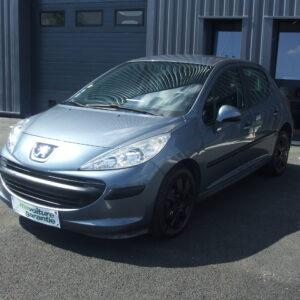 Peugeot 207 1.4 E Vti 16V 95 Ch Trendy 5P