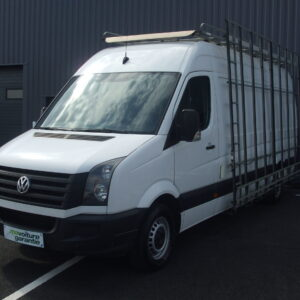 Volkswagen Crafter Fourgon 35 l3h2 2.0 Tdi 163 Ch Business line
