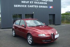 Alfa Romeo 147 1.6 E T Spark 120 Ch Distinctive 5P