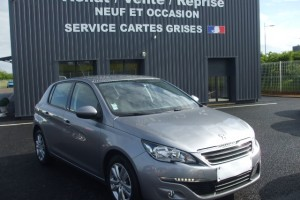 Peugeot 308 1.6 Bluehdi 120 Ch EAT6 S&S Active Business 10990.00€ TTC