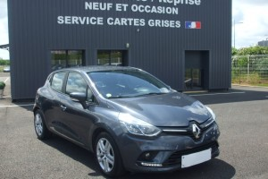 Renault Clio IV 1.5 Dci 90 Ch Energy Business