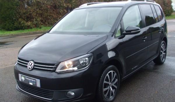 Volkswagen touran confortline 1.6tdi 105ch 5pl dsg7