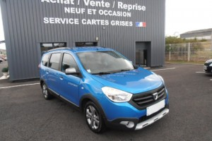 Dacia Lodgy 1.5 DCI 110 ch stepway 7 places
